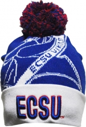 View Buying Options For The Elizabeth City State Vikings S8 Mens Beanie