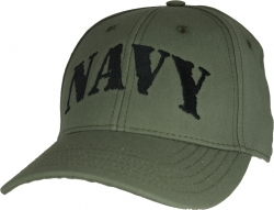 View Buying Options For The Navy Rubber Stamp USA Made Mens Cap
