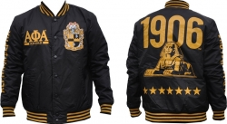 View Buying Options For The Alpha Phi Alpha Divine 9 Lightweight Mens Jacket