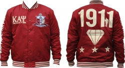 View Buying Options For The Kappa Alpha Psi Divine 9 Lightweight Mens Jacket