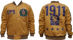 View Buying Options For The Omega Psi Phi Divine 9 Lightweight Mens Jacket