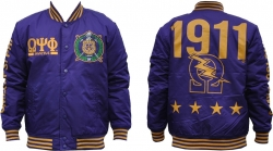 View Buying Options For The Big Boy Omega Psi Phi Divine 9 Lightweight Mens Jacket