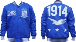 View Buying Options For The Phi Beta Sigma Divine 9 Lightweight Mens Jacket