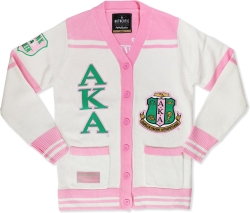View Buying Options For The Alpha Kappa Alpha Divine 9 S7 Ladies Heavy Sweater