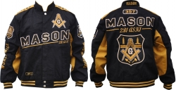 View Buying Options For The Mason Divine S7 Mens Twill Racing Jacket