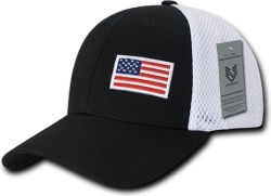 View Buying Options For The RapDom USA Flag Aero Foam Flex Mens Cap