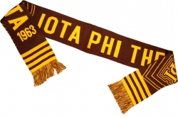 View Buying Options For The Iota Phi Theta Divine 9 S4 Mens Scarf