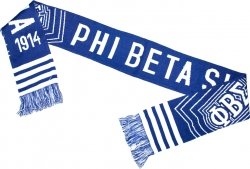View Buying Options For The Phi Beta Sigma Divine 9 S4 Mens Scarf