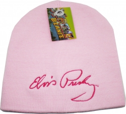 View Buying Options For The Elvis Presley Signature Ladies Short Beanie Cap