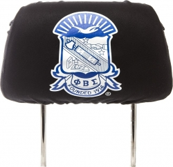 View Buying Options For The Phi Beta Sigma Car Seat Headrest Cover