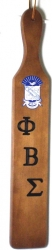 View Buying Options For The Phi Beta Sigma Branded Letters Traditional Paddle