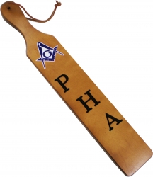 View Buying Options For The Mason PHA Branded Letters Traditional Paddle