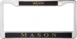 View Buying Options For The Mason Metal License Frame