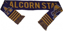 View Buying Options For The Alcorn State Braves S2 Mens Scarf