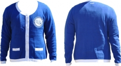 View Buying Options For The Zeta Phi Beta Divine 9 Heavy Weight Ladies Cardigan