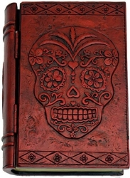 View Buying Options For The Sugar Skull Polyresin Book Storage Box