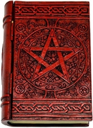 View Buying Options For The Pentagram Polyresin Book Storage Box