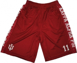 View Buying Options For The Kappa Alpha Psi Divine 9 S2 Mens Basketball Shorts