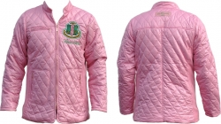 View Buying Options For The Alpha Kappa Alpha Divine 9 S2 Ladies Padded Jacket