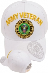 View Buying Options For The Army Veteran Shadow On Bill Mens Cap
