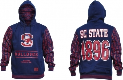 View Buying Options For The South Carolina State Bulldogs S2 Mens Pullover Hoodie