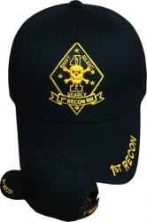 View Buying Options For The 1st Recon Marine Mens Cap