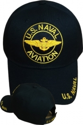 View Buying Options For The U.S. Naval Aviation Mens Cap