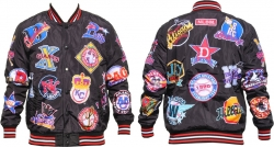 View Buying Options For The Negro League Baseball Commemorative Mens Baseball Jacket
