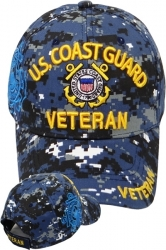 View Buying Options For The U.S. Coast Guard Veteran Shadow Mens Cap