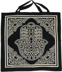 View Buying Options For The Hamsa Hand Tote Bag
