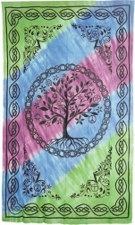 View Buying Options For The Tree of Life Bedspread