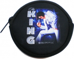 View Buying Options For The Elvis Presley The King Coin Purse