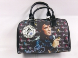 View Buying Options For The Elvis Presley Vinyl Leather Ladies Purse