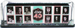 View Buying Options For The Elvis Presley 40th Anniversary Snow Globe