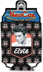 View Buying Options For The Elvis Presley 40th Anniversary Icon Can Cooler Coozie [Pre-Pack]