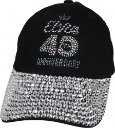 View Buying Options For The Elvis Presley 40th Anniversary Ladies Bling Bill Cap