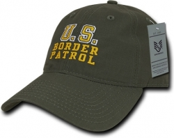 View Buying Options For The RapDom U.S. Border Patrol Law Enf. Relaxed Ripstop Mens Cap