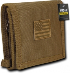 View Buying Options For The RapDom Tonal USA Flag Tactical Mens Wallet