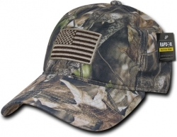 View Buying Options For The RapDom HYBRiCAM USA Flag Tactical Relaxed Mens Cap