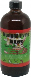 View Buying Options For The HerbOrganic Moringa Living Bitters Detox and Energy Beverage