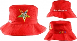 View Buying Options For The Eastern Star Embroidered Bucket Hat