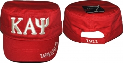 View Buying Options For The Kappa Alpha Psi Divine 9 S5 Mens Captains Cap