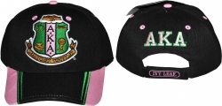 View Buying Options For The Alpha Kappa Alpha Divine 9 S9 Ladies Cap