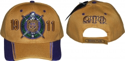View Buying Options For The Omega Psi Phi Divine 9 S9 Mens Cap