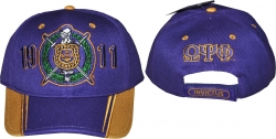 View Buying Options For The Big Boy Omega Psi Phi Divine 9 S9 Mens Cap