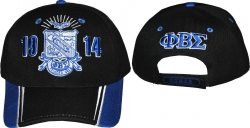 View Buying Options For The Phi Beta Sigma Divine 9 S9 Mens Cap