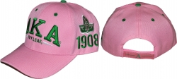View Buying Options For The Alpha Kappa Alpha Divine 9 S10 Ladies Cap