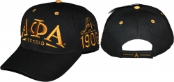 View Buying Options For The Alpha Phi Alpha Divine 9 S10 Mens Cap