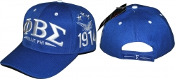 View Buying Options For The Phi Beta Sigma Divine 9 S10 Mens Cap