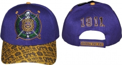 View Buying Options For The Omega Psi Phi Divine 9 S11 Mens Cap